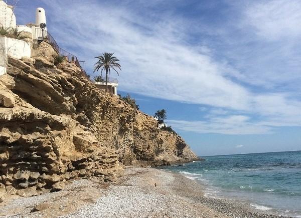 Playa L'Esparrelló (Villajoyosa)